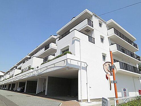マンション(建物一部)-神戸市西区月が丘4丁目 明るい印象の佇まい