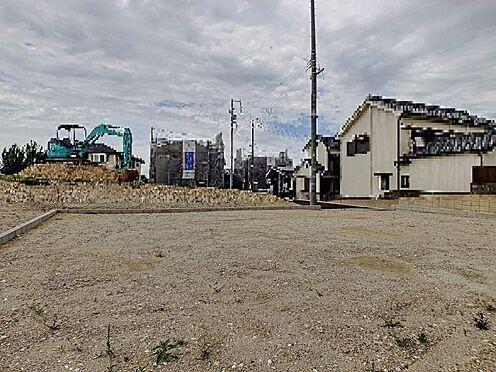 土地-名古屋市緑区桶狭間西 現地土地写真