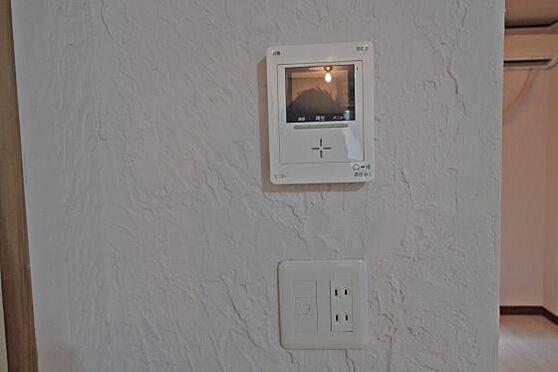 マンション(建物一部)-日野市大字日野 TVモニターインターフォン設置しました。