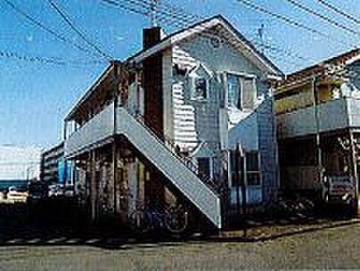 アパート-小平市小川町1丁目 外観