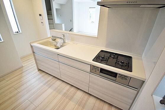 新築一戸建て-杉並区永福3丁目 キッチン