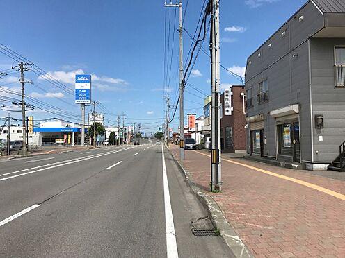 アパート-札幌市手稲区前田九条10丁目 石狩手稲通に面する近隣商業地域