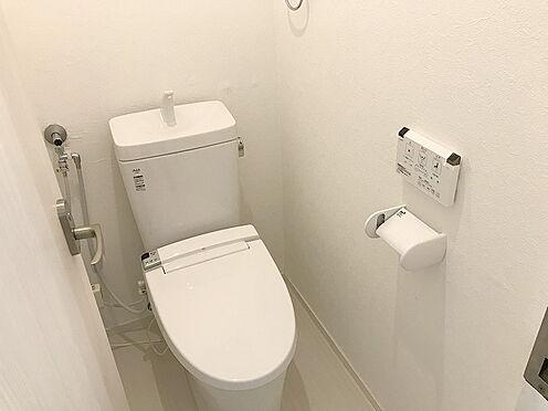 中古マンション-神戸市垂水区星が丘1丁目 トイレ