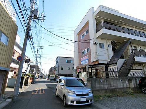 マンション(建物全部)-川口市戸塚東1丁目 2路線利用可能なため、通勤・通学の利便性良好