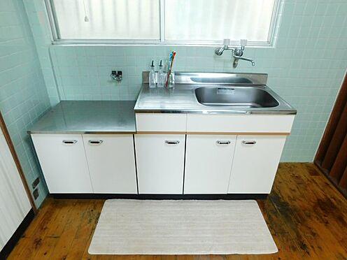 アパート-鹿屋市西原1丁目 使いやすいキッチンです