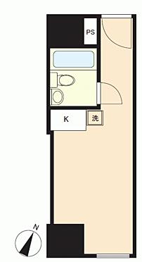 マンション(建物一部)-渋谷区笹塚1丁目 間取り