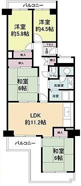 マンション(建物一部)-大阪市住之江区南港北2丁目 ファミリーにおススメの4LDK