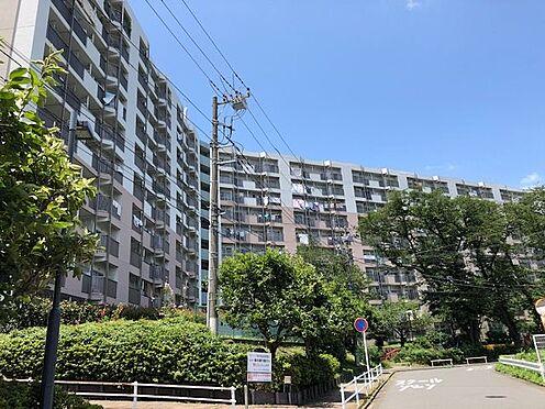 中古マンション-横浜市戸塚区深谷町 建物南側から撮影の外観
