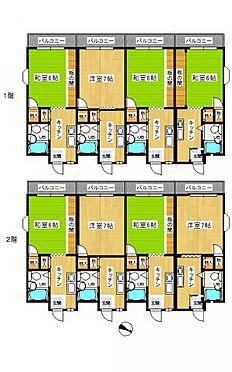 店舗付住宅(建物全部)-江戸川区西小岩3丁目 間取り