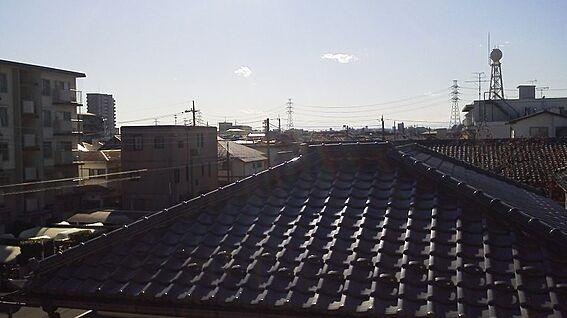 マンション(建物全部)-川越市野田町2丁目 304号バルコニーからの眺望