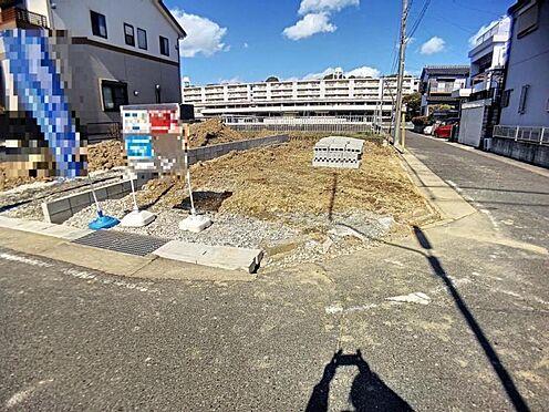 新築一戸建て-名古屋市緑区相川1丁目 現況