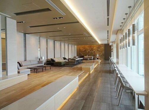 中古マンション-中央区晴海2丁目 【共有施設】ガーデンビューラウンジ