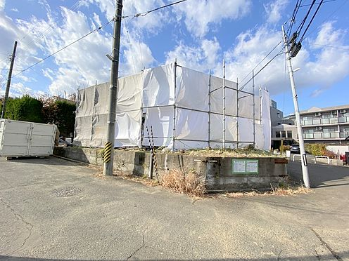 新築一戸建て-仙台市青葉区中山5丁目 外観