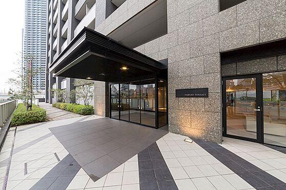 中古マンション-中央区晴海5丁目 共用部メインエントランス玄関入口