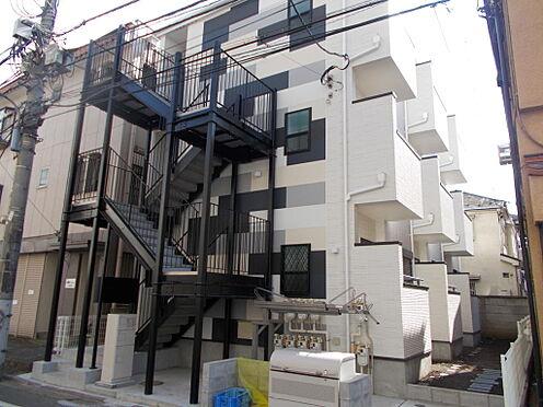 マンション(建物全部)-八王子市小門町 外観