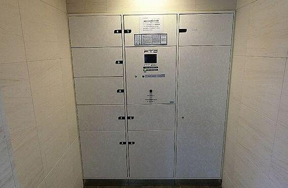 区分マンション-大阪市中央区糸屋町1丁目 宅配ボックス完備