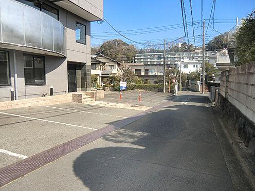 ビル(建物全部)-藤沢市大鋸1丁目 前面道路