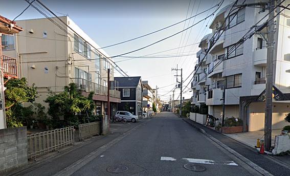一棟マンション-相模原市南区南台5丁目 前面道路 西側