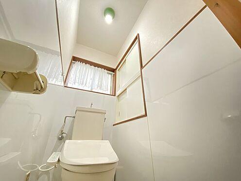 中古一戸建て-糟屋郡志免町田富1丁目 温水洗浄便座付きのトイレです♪