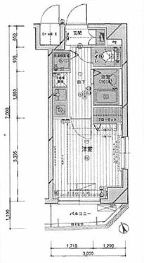 マンション(建物一部)-練馬区富士見台2丁目 間取り