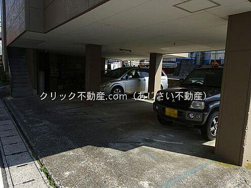 アパート-勝浦市墨名 駐車場