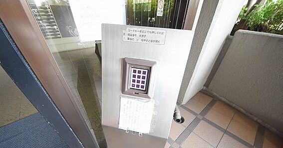 マンション(建物一部)-京都市伏見区東奉行町 オートロックあり