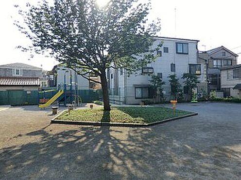 アパート-中野区弥生町3丁目 周辺環境:本町南児童公園