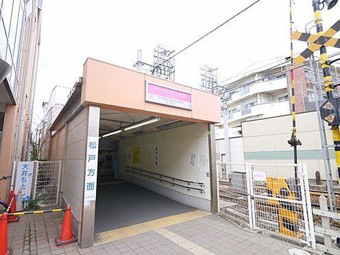 アパート-松戸市稔台1丁目 みのり台駅(新京成線)まで150m、徒歩約2分
