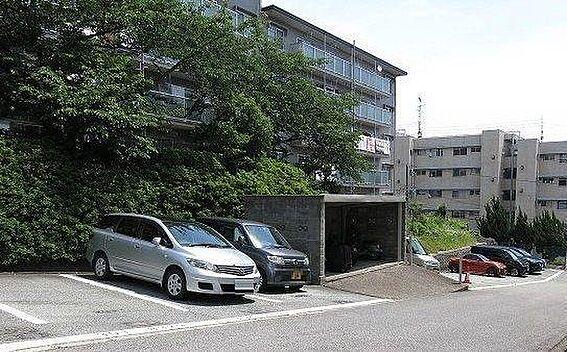マンション(建物一部)-神戸市須磨区白川台2丁目 見通しの良い駐車場