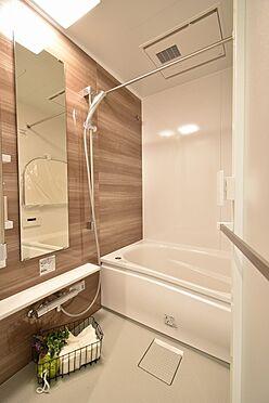 中古マンション-中央区日本橋茅場町3丁目 1216サイズの浴室換気乾燥機付きオートバス/TOTO製
