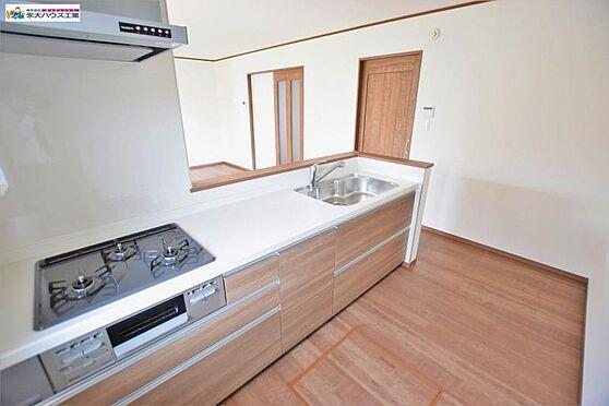 新築一戸建て-仙台市太白区緑ケ丘3丁目 キッチン