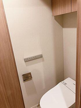 区分マンション-中央区日本橋浜町3丁目 トイレ