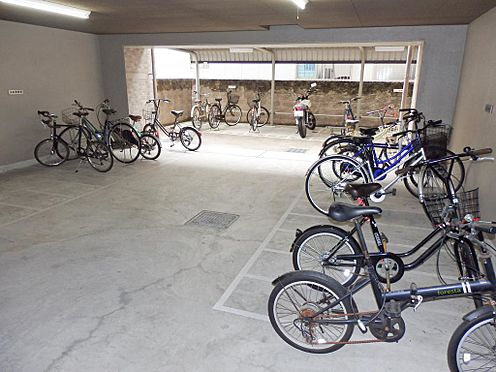 マンション(建物一部)-大阪市西区北堀江2丁目 駐輪場