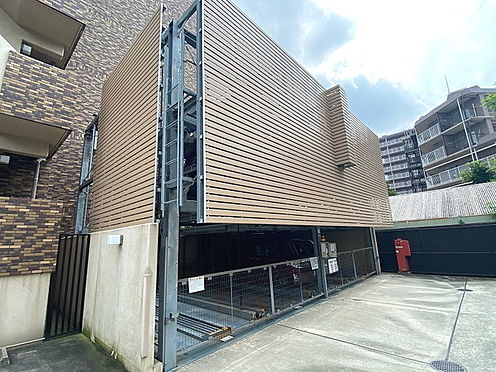 マンション(建物一部)-京都市右京区梅津南広町 駐車場