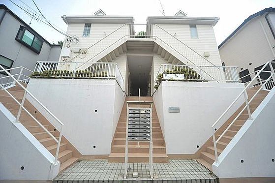 アパート-横浜市港北区菊名5丁目 外観