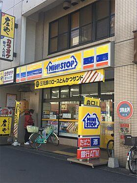 土地-坂戸市日の出町 ミニストップ坂戸駅前店(130m)