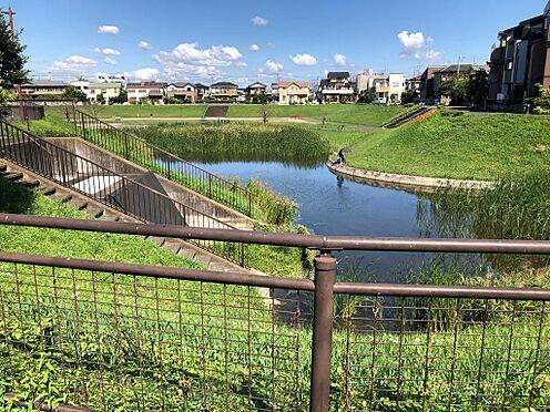 マンション(建物一部)-草加市谷塚上町 約60mの谷塚治水緑地