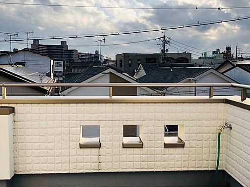 中古一戸建て-名古屋市南区豊1丁目 水道が引かれておりバルコニーの掃除もしやすいです!