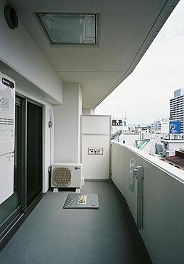 マンション(建物一部)-大阪市天王寺区上本町5丁目 バルコニー