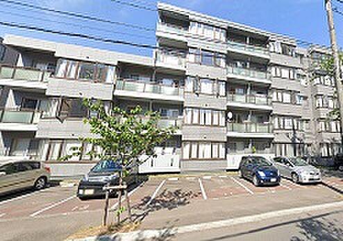 マンション(建物一部)-札幌市中央区南十二条西22丁目 外観