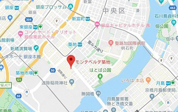 マンション(建物一部)-中央区築地4丁目 その他