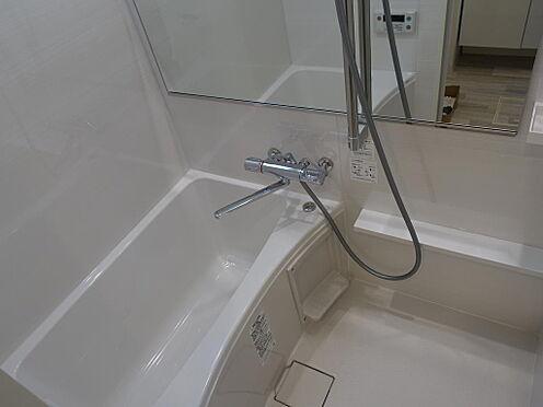 アパート-台東区浅草5丁目 201号室浴室です。
