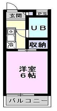 マンション(建物一部)-松戸市中根 間取り
