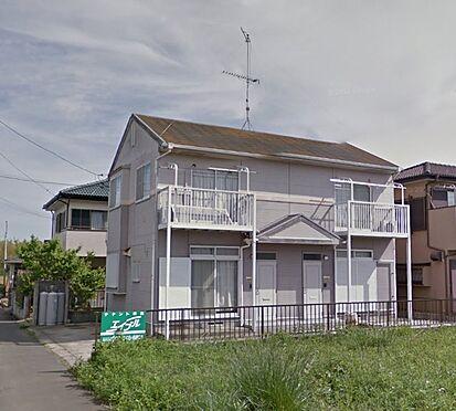 アパート-稲敷市犬塚 外観