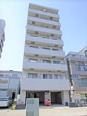 マンション(建物一部)-江東区亀戸9丁目 外観タイル張りのマンションです。