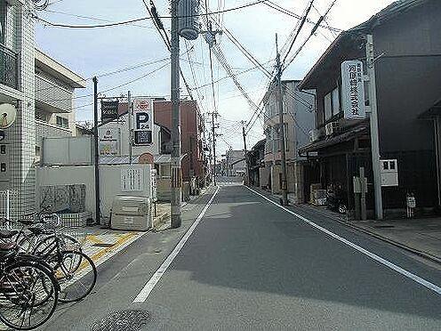 マンション(建物全部)-京都市東山区本町6丁目 前面6m道路