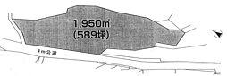 安中市板鼻 土地589坪