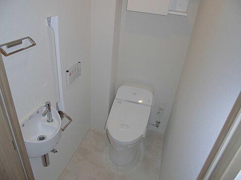 マンション(建物一部)-鹿児島市松原町 トイレ