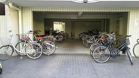 マンション(建物一部)-京都市上京区北町 駐輪場あり