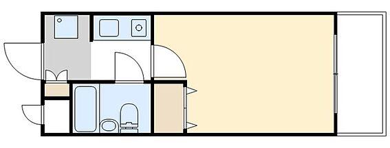 区分マンション-京都市東山区本町17丁目 収納スペースを確保し、暮らしやすさに配慮